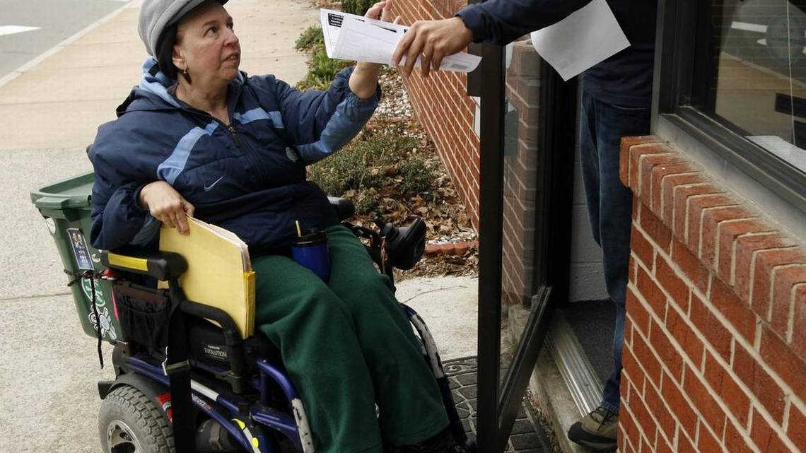 London for visitors with a disability